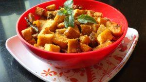 Yam Curry – Chettinad Style
