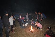 Bhandardara Camp Fire