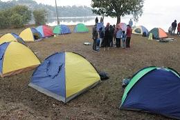 Bhandardara Dam Camping