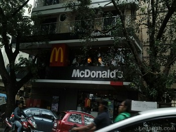 Mc Donalds – Mahakali Caves Review