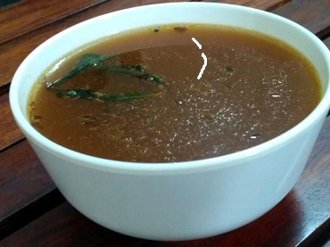 Rasam (Accompaniment)- South Indian