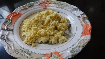 Scrambled Egg – Chef Heston Blumenthal Style
