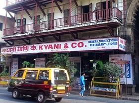 Kyani & Co., Marine Lines, Mumbai