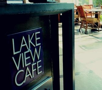 Lake View Café – Renaissance Hotel, Powai