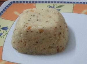 Rice Rava Upma/Uppitu
