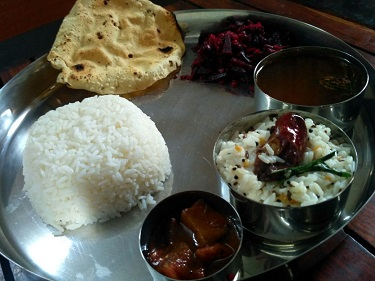 Meal Plan – South Indian
