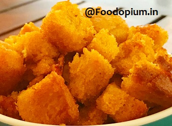 Bread Potato Upma