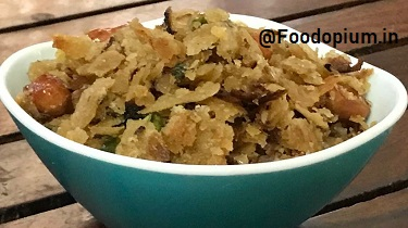 Chapati Ka Chura Recipe