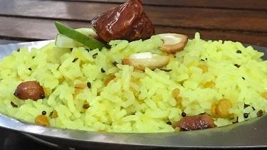 Mango Rice | Mavinakayi Chitranna