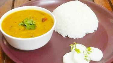 Mooli/ Radish / Mullangi Sambar