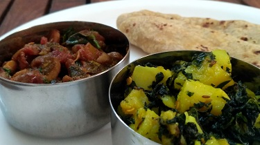 Thali – South Indian & North Indian