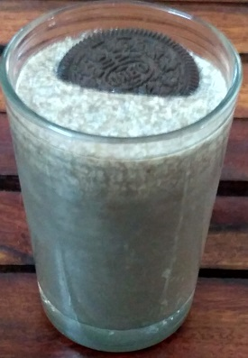 Oreo Smoothie Recipe