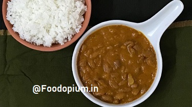 Rajma Chawal | Kidney Beans Curry & Rice