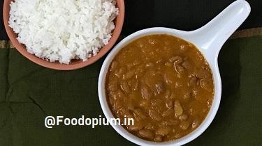 Rajma Chawal | Kidney Beans Curry & Rice
