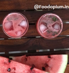 Water Melon Juice / Fresh Refreshing Juice