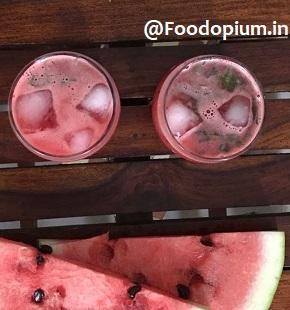 Water Melon Juice / Fresh Refreshing Juice