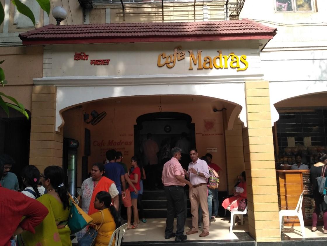 Café Madras – Matunga