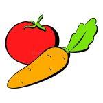 tomato-carrot-icon
