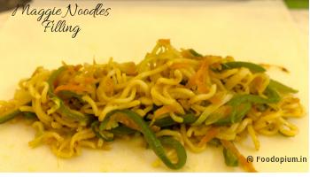 Maggie Noodles Filling