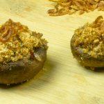 Stuffed Portbello Mushroom