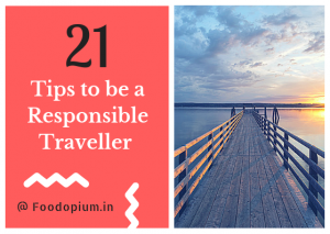 21 tips to be a responsible traveler