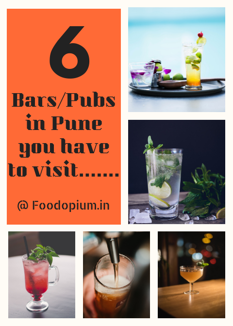 6 Bars/Pubs In Pune You Have To Visit