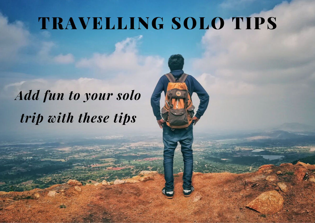 Everything You Need to Know About Traveling Solo