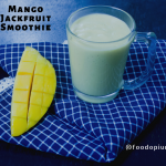 Mango Jackfruit Smoothie