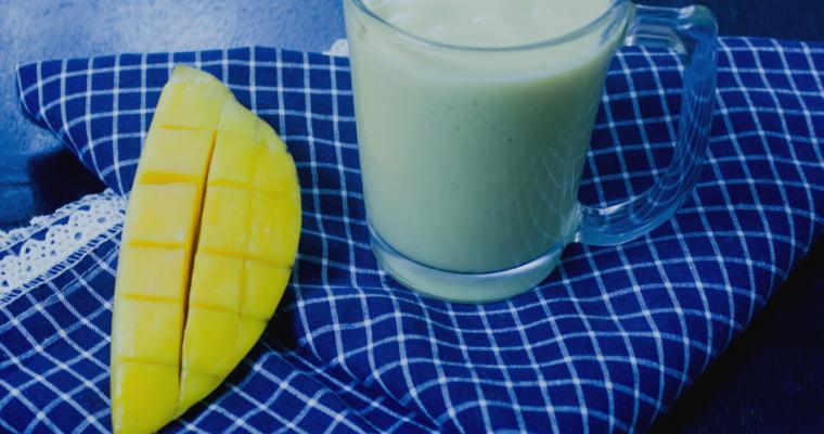 Mango Jackfruit Smoothie