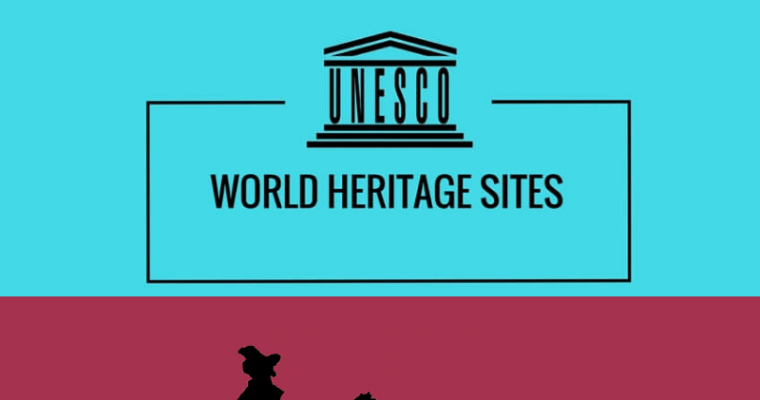 10 UNESCO Heritage Sites in India