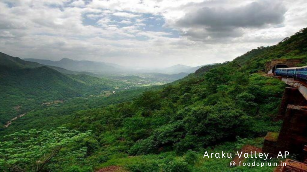 Araku Valley, AP