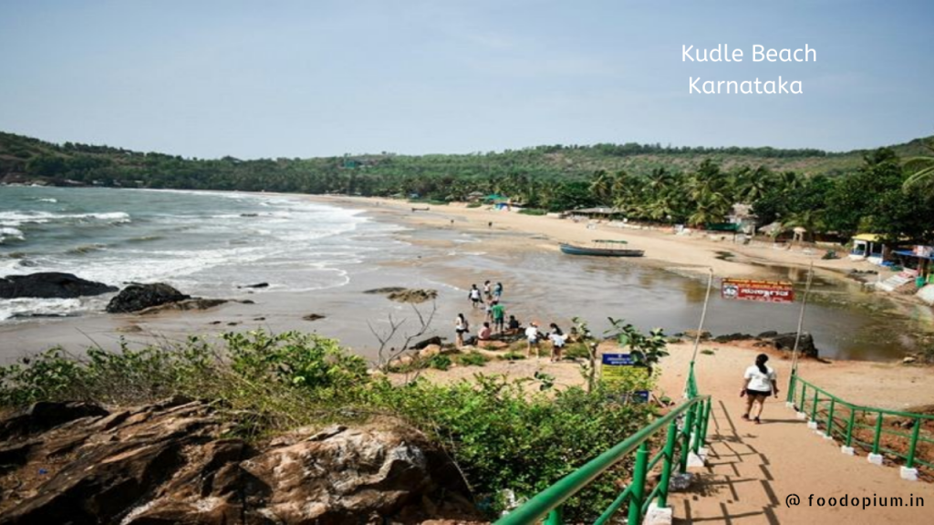 Kudle Beach, Karnataka