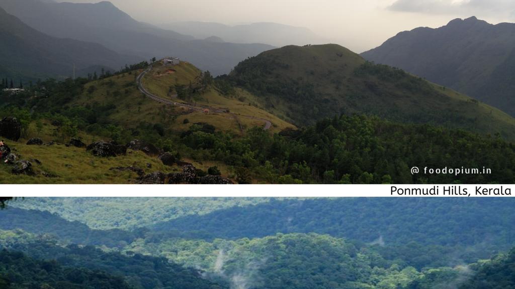 Ponmudi Hills, Kerala