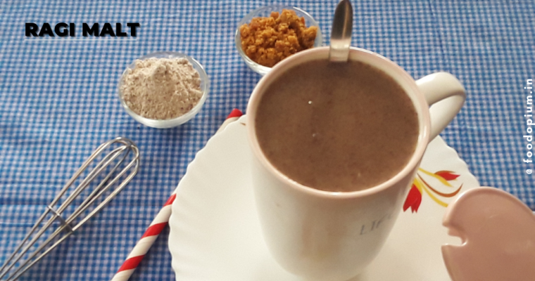 Ragi Malt | Finger Millet Porridge | Ragi Java Recipe | Weight Loss