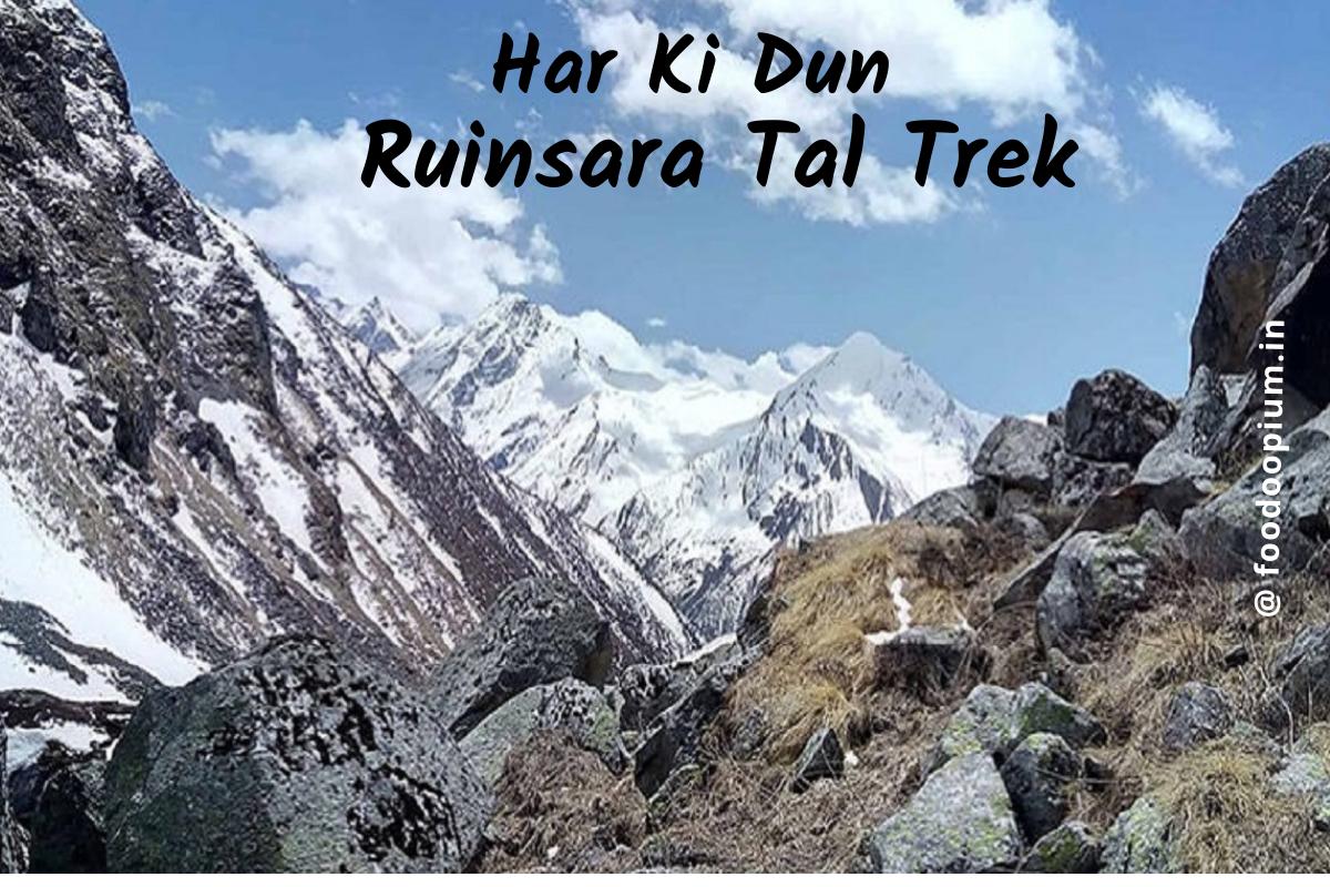 Har Ki Dun – Ruinsara Tal Trek | Complete Guide