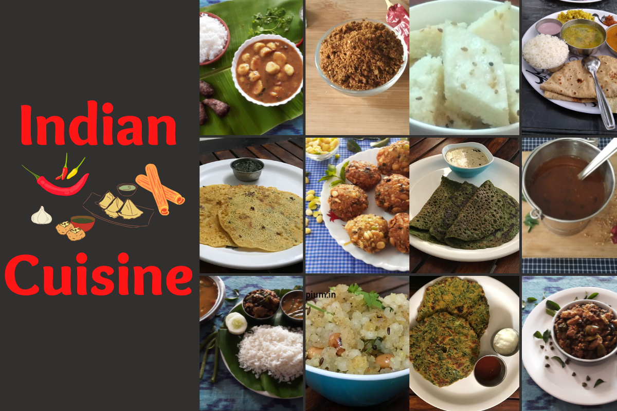 Indian Cuisine: Curry can never be cooked in a Hurry