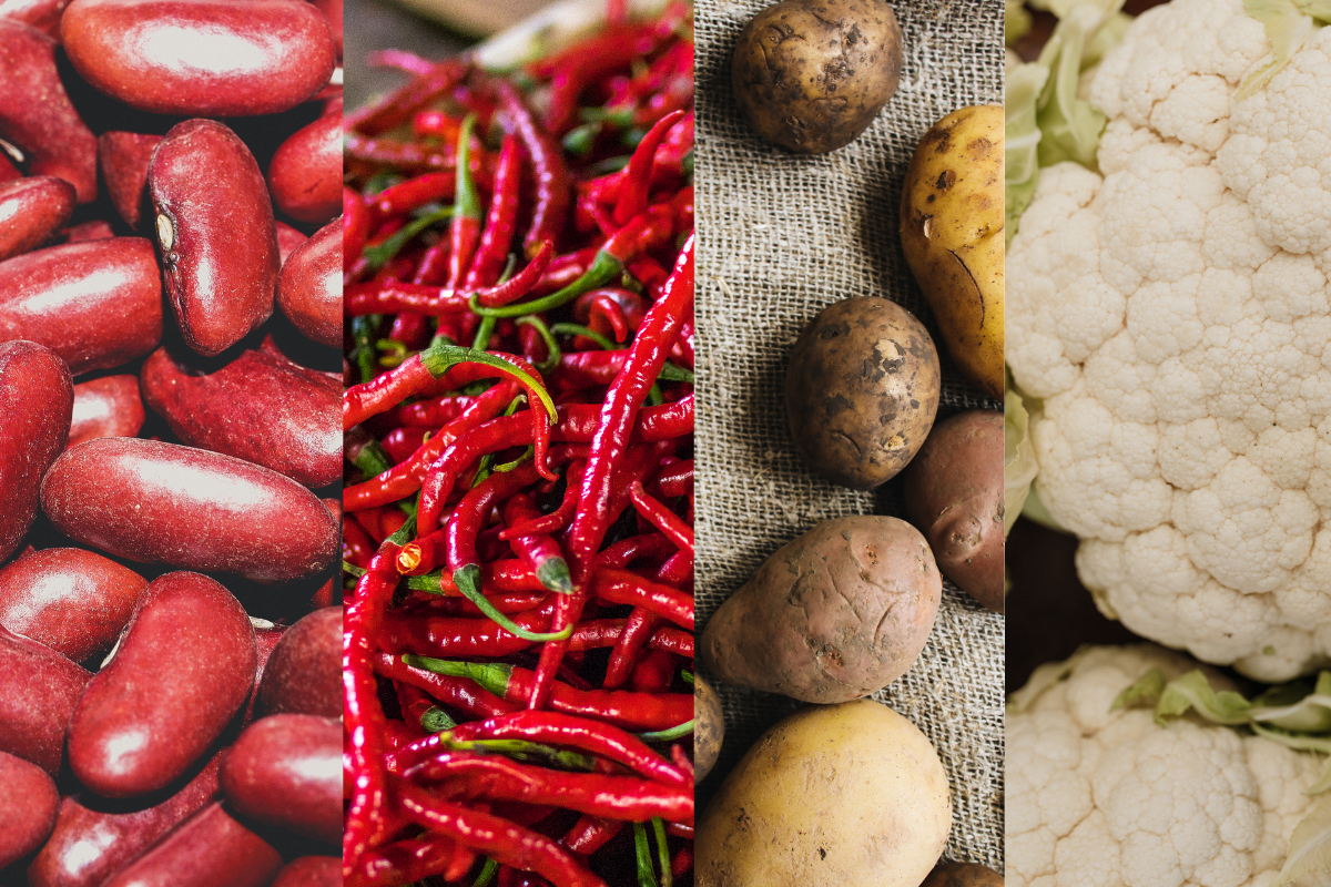 Non-Native Vegetables and Fruits of India – Part I
