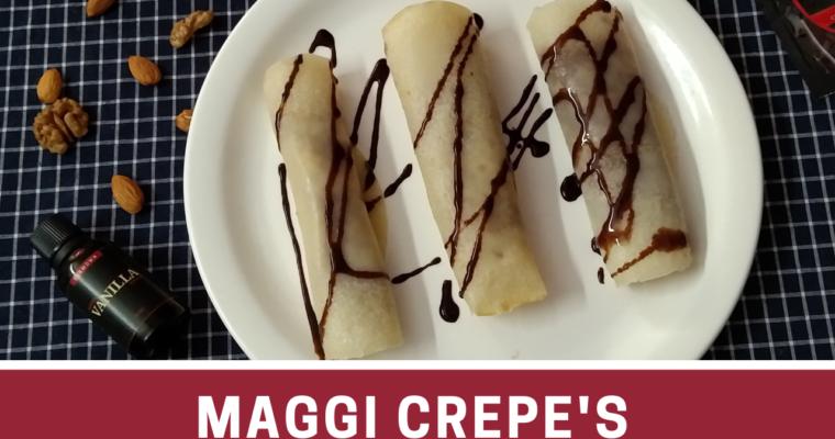 Maggi Crepes